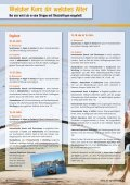 Sprachferien für Jugendliche 2012 - SFA Sprachreisen - Page 4