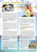 Sprachferien für Jugendliche 2012 - SFA Sprachreisen - Page 6