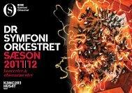 Dr SymFoni orKeSTreT SæSon 2011 12