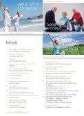 Aktives Training für die Hüftgelenke - Regensburger ... - Page 3