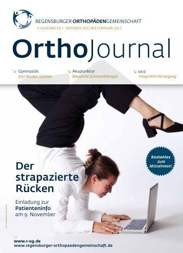 Ortho Journal - PR-Faust