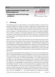 und Skillmanagement – Ergebnisse eines ... - Org-Portal.org