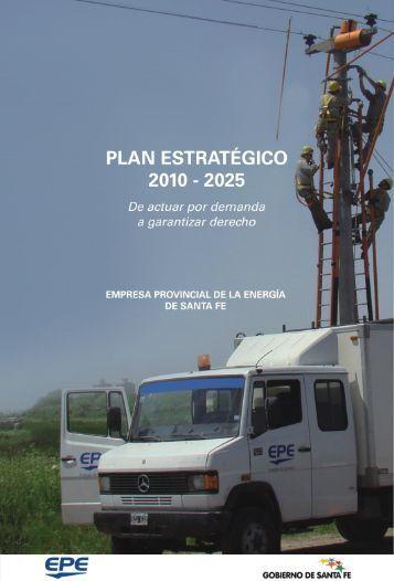 Plan estratégico EPE 2010-2025