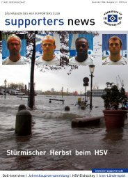 TEIL 1 - HSV-Supporters