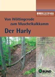 Der Harly - Ausflugsziele im Harz