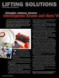 MODERNSTE TECHNIK IM HAFEN VON ANTWERPEN - Konecranes - Seite 4