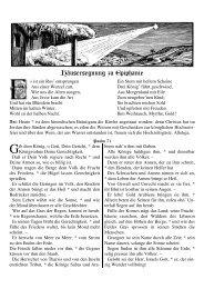 Häusersegnung Epiphanie - Aktion alte Messe