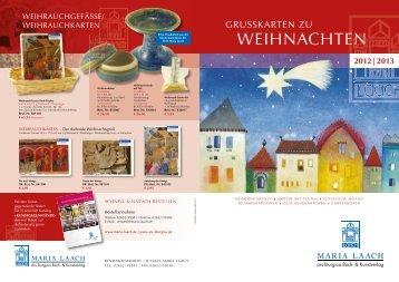 2012|2013 - ars liturgica Buch
