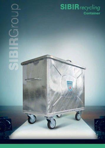 Recycling 2012 - Sibir