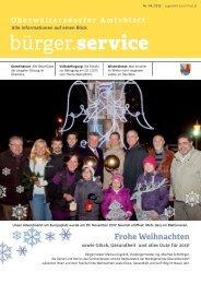 Oberwaltersdorfer Amtsblatt 4/2012 - Marktgemeinde Oberwaltersdorf