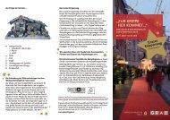 Folder: Krippenweg in der Stempfergasse 2012 - Graz Tourismus