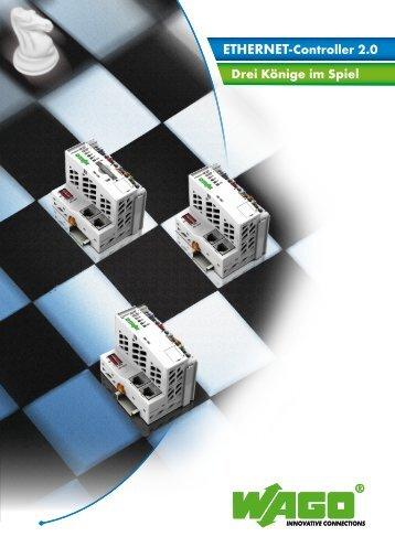 ETHERNET-Controller 2.0 Drei Könige im Spiel - Wago