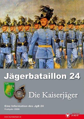 Tiroler Kaiserjäger - Österreichs Bundesheer