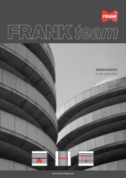 distanziatori in FC.pdf - Frank Italy