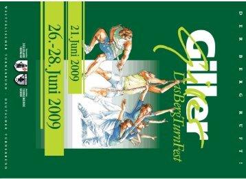 28.06.2009 Meldeschluss - Termine in der Turnhalle Gosenbach