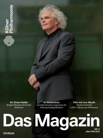Sir Simon Rattle dirigiert Mozarts drei letzte Sinfonien Film mit Live ...