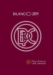 bilancio11 2 - Banca Popolare del Cassinate
