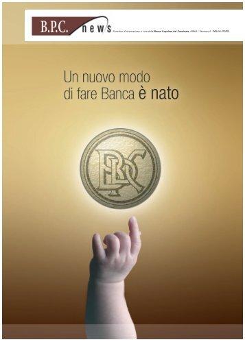 Periodico d'informazione a cura della Banca Popolare del Cassinate ...