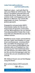 FahrRadJahr 2010 - ADFC - Seite 3