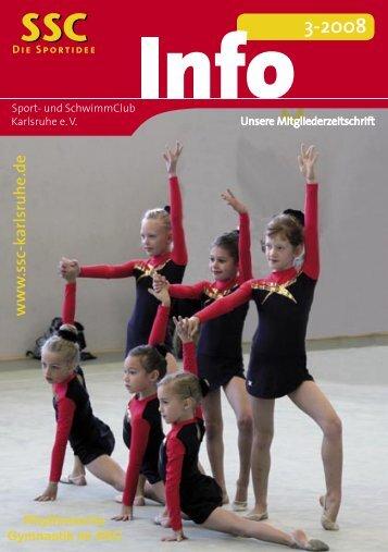 Rhythmische Gymnastik im SSC - Sport und Schwimmclub ...