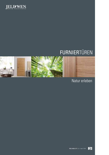 Furniertüren - Holzwelt Streck