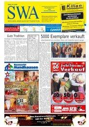 Ausgabe D, Wittgenstein (5.25 MB) - Siegerländer Wochen-Anzeiger