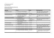 Dr. Paul Richard Gottschalk RA/WP/StB/FBIStR Schwerpunkte ...