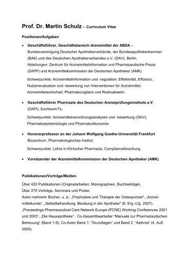 Prof. Dr. Martine Nida-Rümelin TABELLARISCHER LEBENSLAUF ...