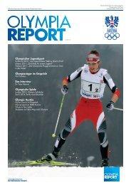 SPIELE London 2012 - Österreichisches Olympisches Comité