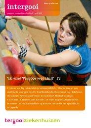Editie 1 | April 2008 - Tergooiziekenhuizen