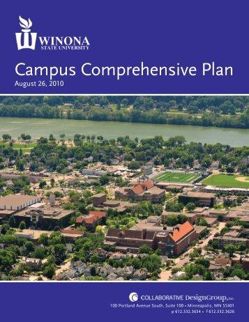 2010 WSU Campus Comprehensive Plan - Winona State University
