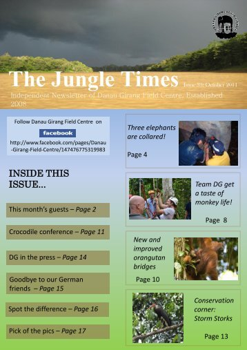 The Jungle Times - Cardiff University