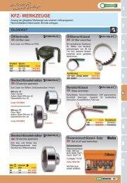 KFZ-Werkzeuge - SEWA-WERKZEUGE GmbH