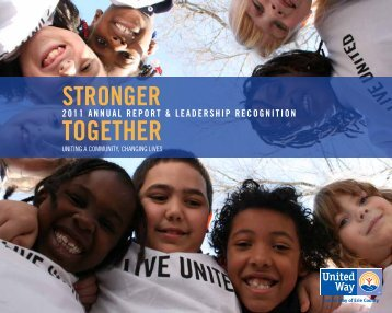 TOGETHER - United Way of Erie County