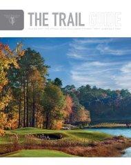 The trail guide - Robert Trent Jones Golf Trail