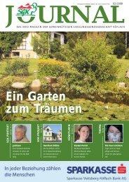 Ein Garten zum Träumen Ein Garten zum Träumen - SGK