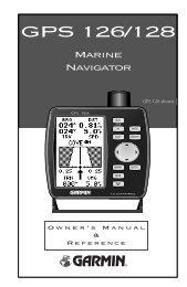 126/128 Manual (new) - Garmin