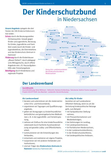 Kinder - Deutscher Kinderschutzbund Niedersachsen