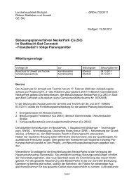 Bebauungsplanverfahren NeckarPark (Ca 283) - Landeshauptstadt ...