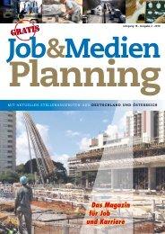 Jahrgang 18 - Ausgabe 2 - Jobs und Stellenangebote aus ...