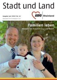 Familien leben - Die Betreuungsvereine der Arbeiterwohlfahrt ...