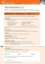 Aktueller Ärzte-Flyer 2013 zum Download - Europäisches Institut für ...
