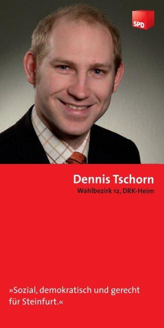 Dennis Tschorn - SPD Steinfurt