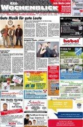 Ausgabe A Ginsheim, Gustavsburg, Bischofsheim - Wochenblick