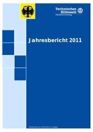 Jahresbericht 2011 - THW Lüneburg