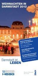 WEIHNACHTEN IN DARMSTADT 2012 - DarmstadtNews.de
