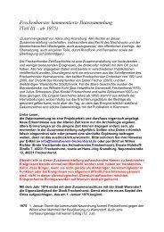 Teil III – ab 1975 - Freckenhorster Heimatverein
