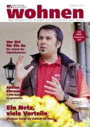 trifft Zechenkultur auf Moderne 01801 - 12 12 12 - Deutsche Annington