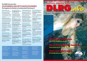 DLRG.info 1/2009 - DLRG Bezirk Bergedorf eV