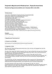 VerbundHeideProtokoll08122009 Korrektu 01 - Kooperative ...